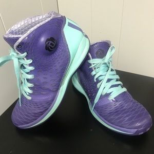 Adidas D Rose Englewood women's Basketball Shoes